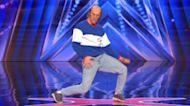 Napoleon Dynamite-like 'AGT' contestant shocks judges with bizarre 'dancing maneuvers'