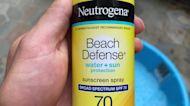 J&J recalls sunscreens after carcinogen found in some sprays
