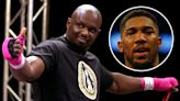 Dillian Whyte says Anthony Joshua's problem is with 'himself' and NOT his coach