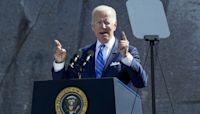 Biden and top Democrats work toward agreement on 'build back better' agenda
