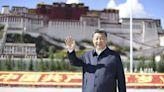 習近平當中國國家主席後首次訪西藏 搭拉林鐵路向印度傳遞戰略訊息-風傳媒