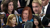 WATCH: Pete Doocy Wasn't Even Close to the Worst Reporter at Psaki's Last Briefing — And the Stupid Will Doom Us All