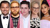 Leonardo DiCaprio, Meryl Streep, Jonah Hill, Timothée Chalamet, Ariana Grande, Himesh Patel, Others Join Jennifer...