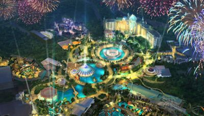 Orlando's Super Nintendo World reportedly won't open until 2025