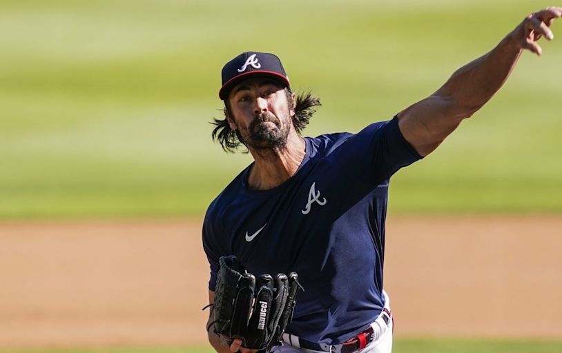 Dodgers sign Cole Hamels, add depth to depleted rotation
