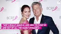 Pretty in Pink! Pregnant Katharine McPhee Gives Glimpse of Bare Baby Bump