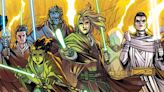 Star Wars: The High Republic Phase 1 Comes To Explosive Finale