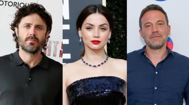 Casey Affleck denies throwing out Ana de Armas cutout in viral photo after Ben Affleck split