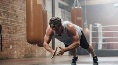 Try This Hard-Hitting, High-Intensity Workout From Chris Hemsworth's Trainer