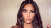 Kim Kardashian Looks Unrecognizable With Bleached Eyebrows and Blonde Hair