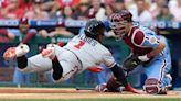 Phillies vs. Braves: Phils back to .500 and tied with Atlanta