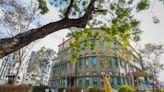 建物與藝術同等搶眼 嘉義市美術館成網紅景點