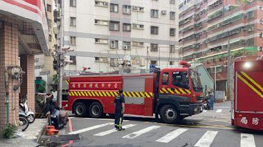 台中西屯民宅今午火警冒煙 疑神明廳起火釀禍幸無人傷