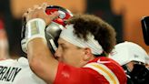 Patrick Mahomes, Tom Brady trade friendly barbs on social media
