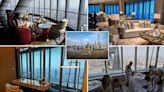 World's tallest hotel opens with a restaurant on the 120th floor