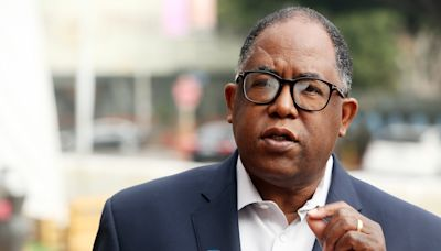 Los Angeles City Council member Mark Ridley-Thomas indicted in bribery case