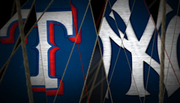 Rangers vs. Yankees Highlights