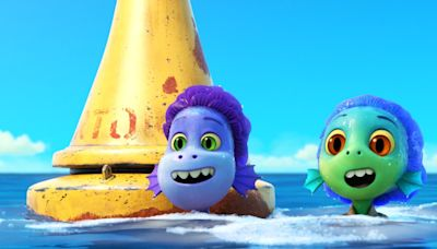 'Luca's' sea monsters can turn into humans. Here's how the Pixar filmmakers did it