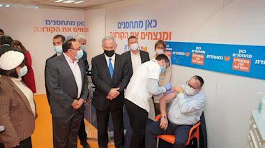 領先全球!以色列60歲以上開打第3劑疫苗加強針