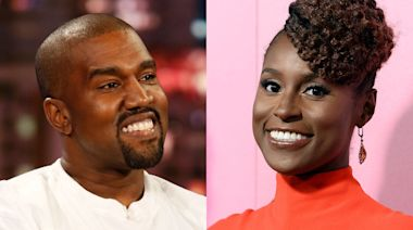 Kanye West responds after Issa Rae says 'F him!' during 'SNL' skit about presidential election