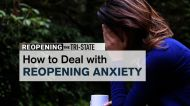 Tips on how to cope with 'reopening anxiety' as restrictions are lifted
