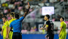 Gregore yellow card rescinded, but he will still miss Inter Miami at Atlanta game