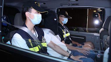 販毒集團租3單位存貨 海關拉3人撿870萬元大麻 | 蘋果日報