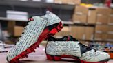 Why a letter Stephon Gilmore wrote for his son will be painted on his cleats on Sunday - The Boston Globe