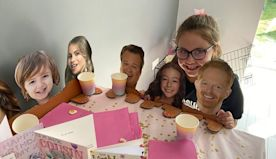 'Modern Family' cast helps 10-year-old celebrate her birthday in quarantine