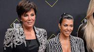 Kourtney Kardashian Trolls Mom Kris Jenner!