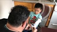 Boy from Ecuador to receive prosthetic arm thanks to social worker