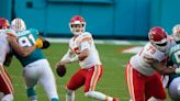 Chiefs' Patrick Mahomes learned he made Madden '99 Club' from his baby daughter