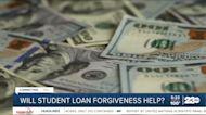 Will student loan forgiveness help?