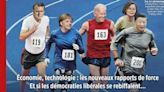 法週刊「誰將主宰世界」蔡總統與四大國領袖並列