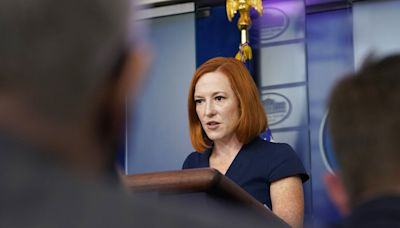 Watchdog group files complaint against Psaki for promoting McAuliffe