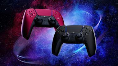 Sony 為 PS5 DualSense 手把帶來以銀河為靈感的新配色