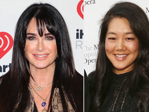 Kyle Richards Says New RHOBH Cast Member Crystal Kung Minkoff Is Going to Be 'Good for the Show'