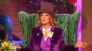 "Halloween Sneak Preview: ""The Talk"" Transforms Into ""Willy Wonka & The Talk-olate Factory"""