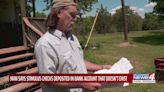 Oklahoma man says his stimulus money was deposited in nonexistent bank account