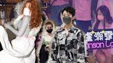 ViuTV頒獎禮丨兩年來首個有觀眾入場樂壇頒獎禮 Anson Lo神徒晒冷粉紅色隊Tee影大合照 | 蘋果日報