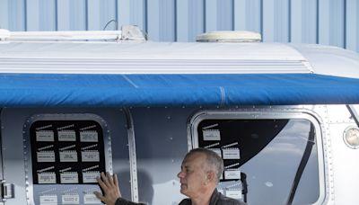 Tom Hanks Is Auctioning Off His Custom Airstream Trailer of Three Decades