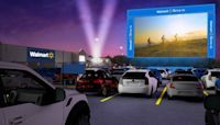 Walmart Just Revealed Which 160 Locations Are Being Turned Into Drive-In Movie Theaters
