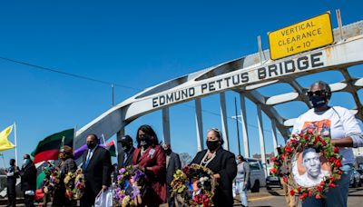 Virtual service, no John Lewis: 'Bloody Sunday' in Selma looked different, remained strong