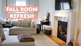 Fall Room Refresh: How to Transform Your Space for the Fall Season | Simply | Real Simple