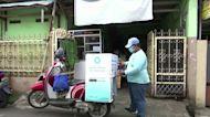 Indonesia start-up refills essentials at doorstep