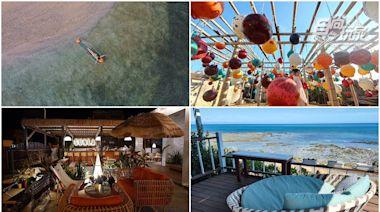 美到炸!勇闖澎湖必玩7大IG景點,划向「祕境沙洲」到「絕美答里島酒吧」