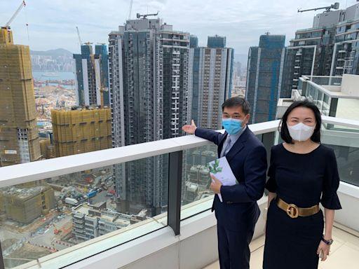 會德豐今年賣樓逾146億 啟德Oasis Kai Tak 複式示範招標出售 | 蘋果日報