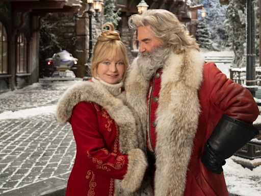 Kurt Russell and Goldie Hawn Race to Save the Holidays in Netflix's Christmas Chronicles 2 Trailer