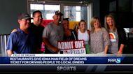 Restaurants thank Iowa man for good deeds with Field of Dreams ticket