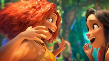 'The Croods: A New Age' Sees Uptick In Thanksgiving Day B.O. During Pandemic